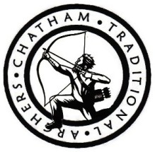 The logo for our local archery club