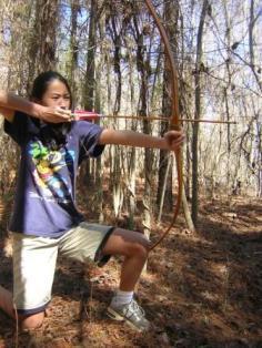 Danica Lee's excellent form!