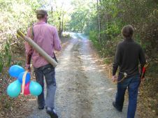 roving with Jan Burger & Kevin Brock circa 2007