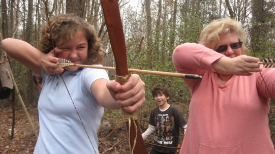Fall Archery Camp 2013 048